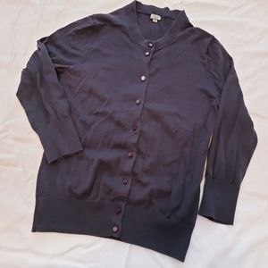 J. Crew cardigan, 3/4 sleeve